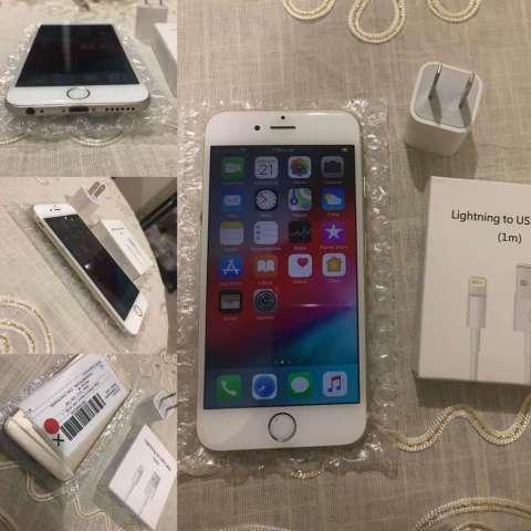 iPhone 6 de 64Gb sin Huella 100% Operati