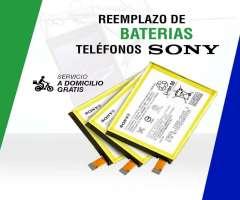 Servicio técnico especializado en reparaciones de batería de celulares Sony Xperia