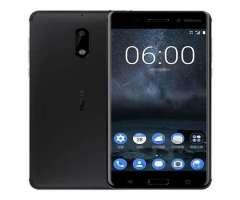 Vendo Nokia 6 32GB 150.00 Negociable