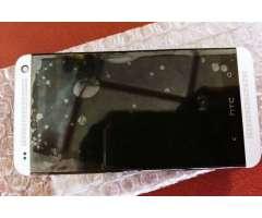 Pantalla y marco completo para HTC One M7 - Nueva