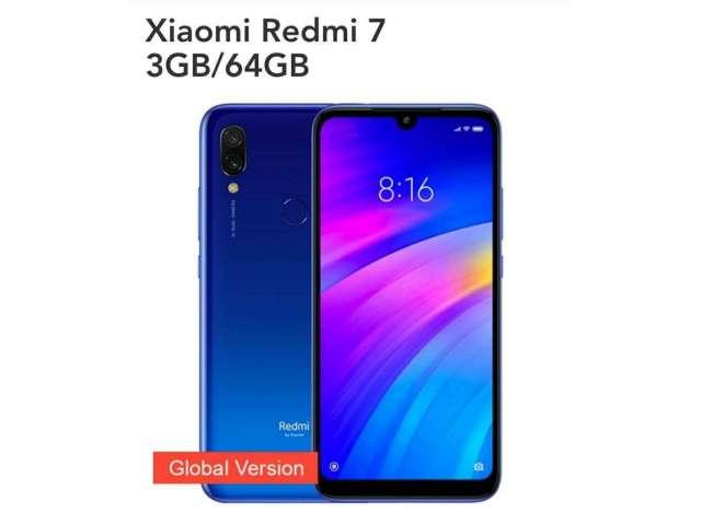 Xiaomi Redmi 7 de 32gb Y 3gb Ram