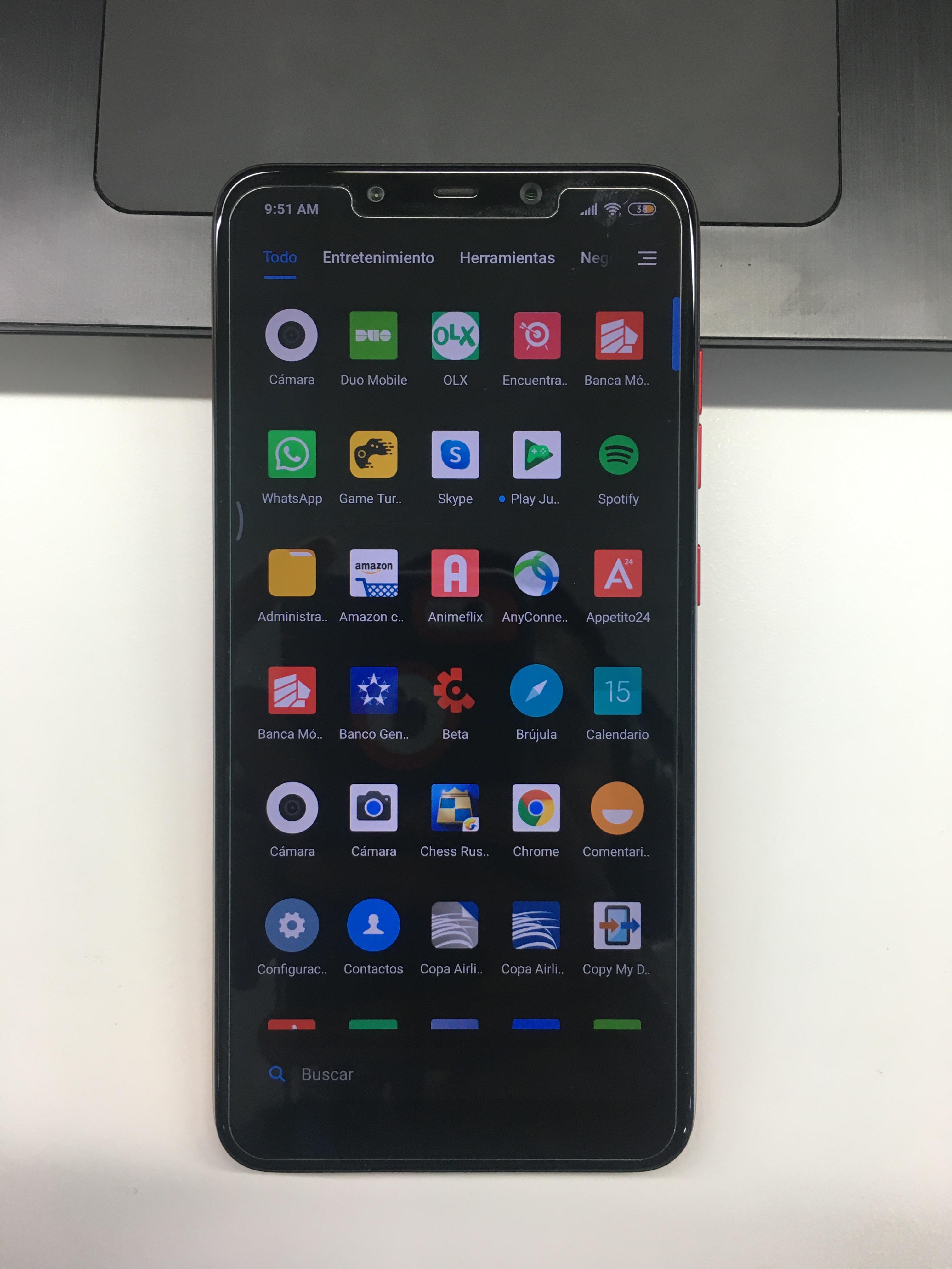 Vendo Xiaomi Pocophone F1 128GB