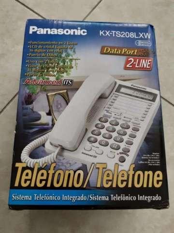 TELEFONO PANASONIC TOTALMENTE NUEVO