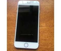Vendo iPhone 6 32Gb Negociable