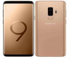 Samsung S9 Plus 64 Gb para Ya