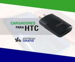 Venta de cargadores de celulares HTC