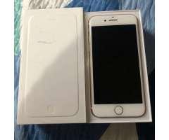 Vendo iPhone 7 de 128 Gb Poco Uso