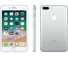 iPhone 7 Plus Silver de 32Gb