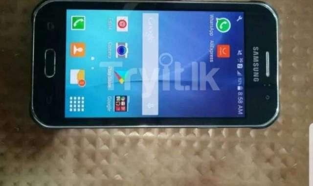 Samsung Galaxy J1 Ace Dual Sim