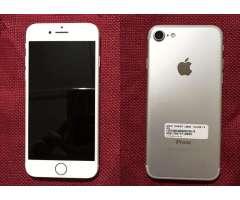 iPhone 7 128Gb Silver/Oro Rosa Poco Uso