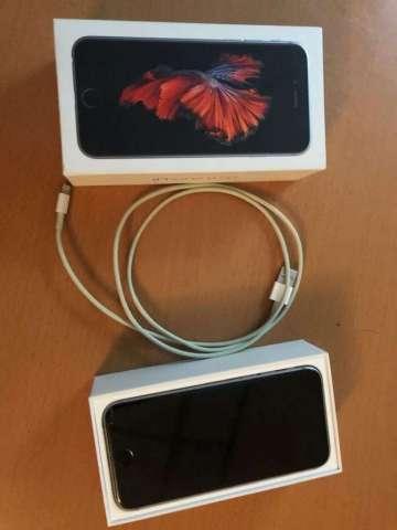 Vendo iPhone 6S, Negociable, 64GB