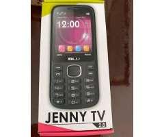 Blu jenny Tv,nuevo paquete