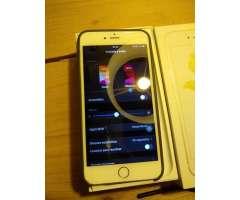 Iphone 6s plus 16gb en caja lobre de todo LEER