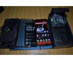 Vendo Samsung note 8 libre