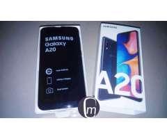 Samsung A20s Nuevo Con Garantía de 1 año