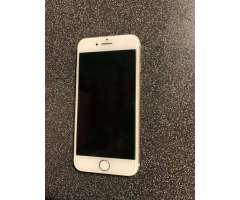 SUBASTO! Iphone 6 GOLD, 64G, SIN HUELLA
