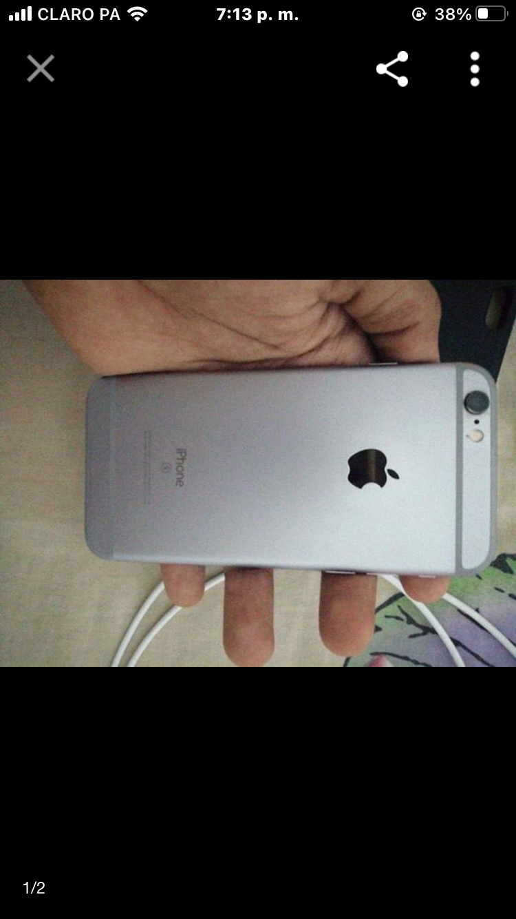 Cambio IPhone 6s Por 6plus