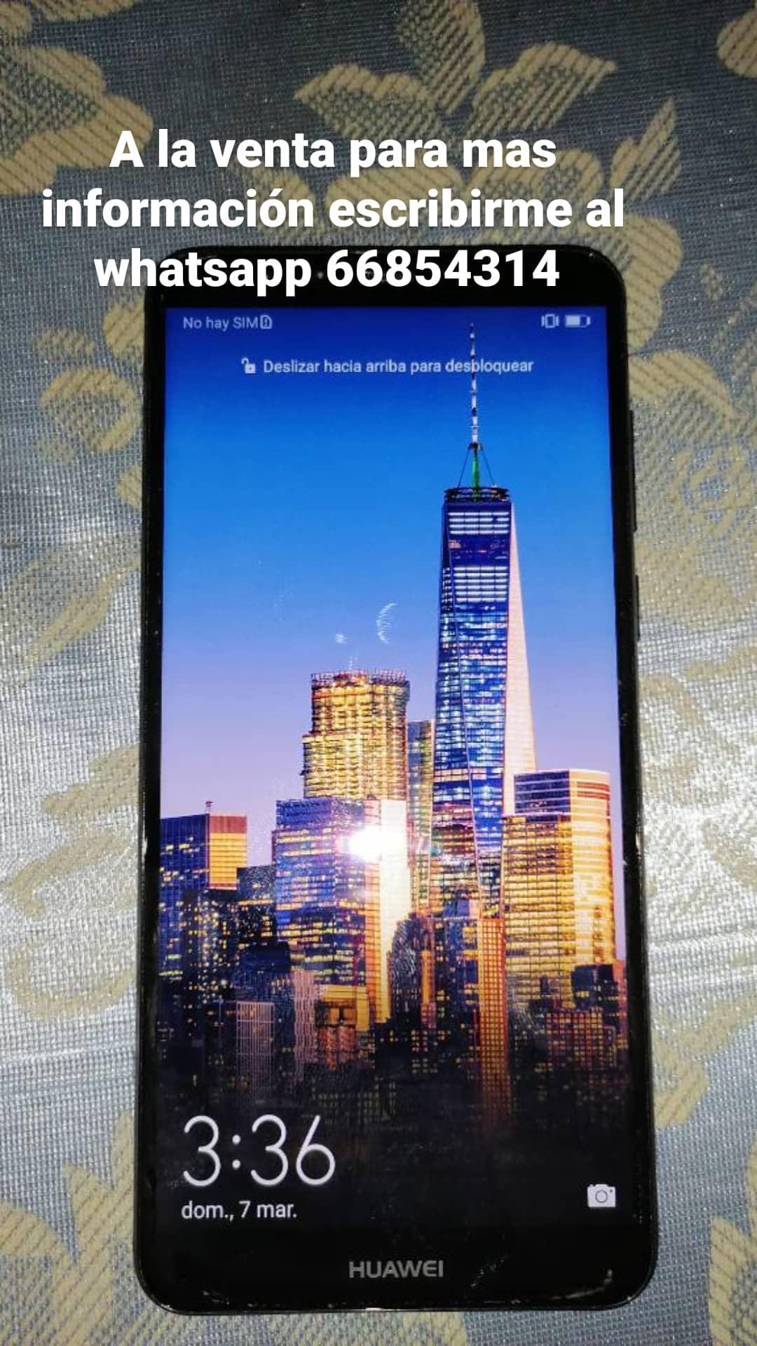 Vendo Huawei Y9