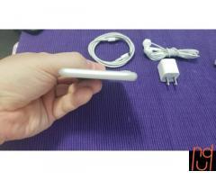 Iphone 7 32GB Silver Desbloqueado LTE usado en perfecto estado