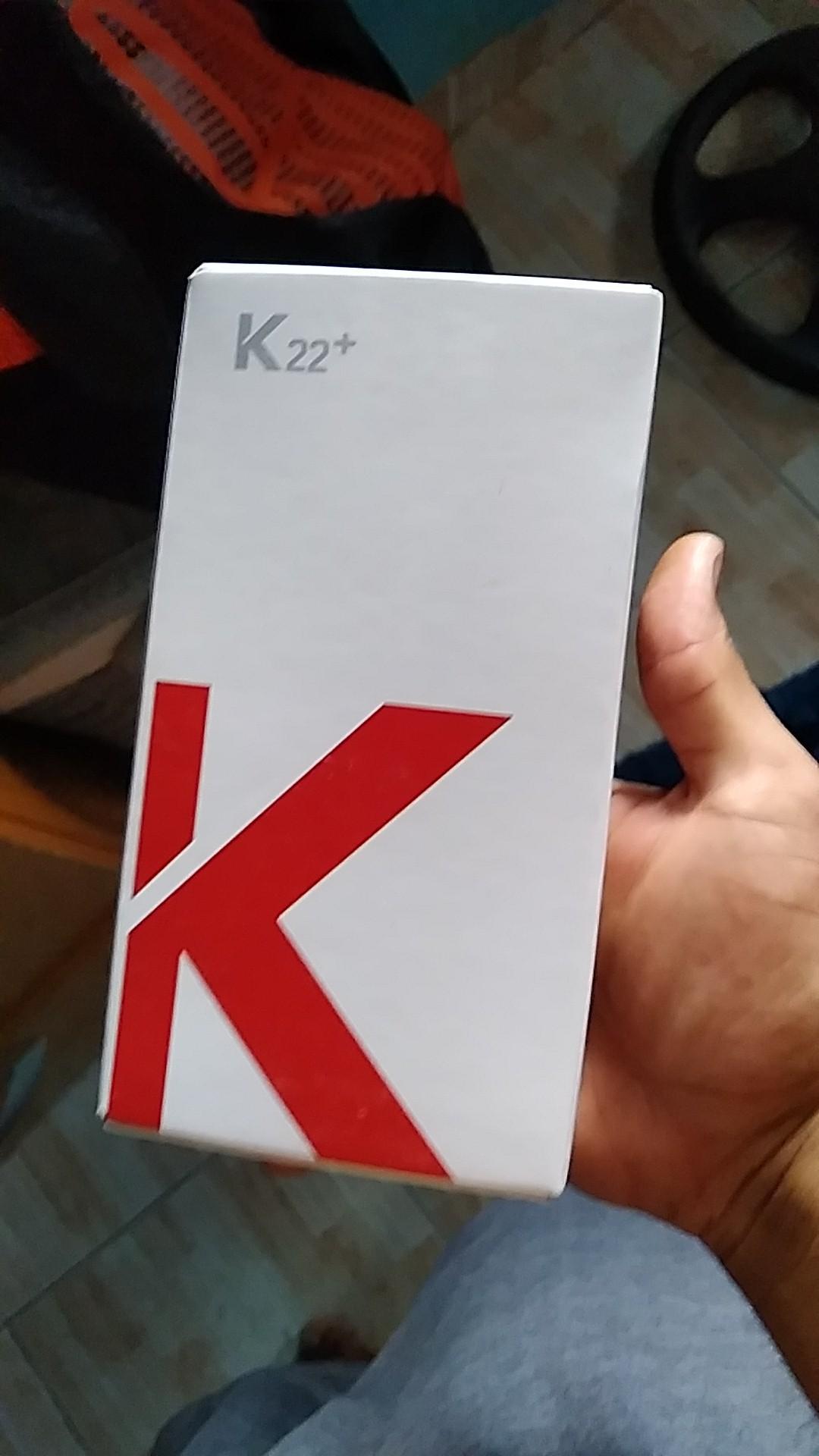 LG k22+ 64gb