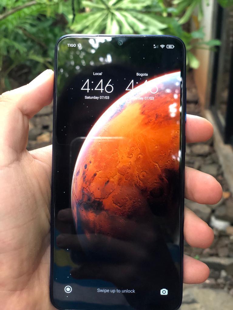 Xiaomi redmi note 8 pro 128GB 6 gb de Ram